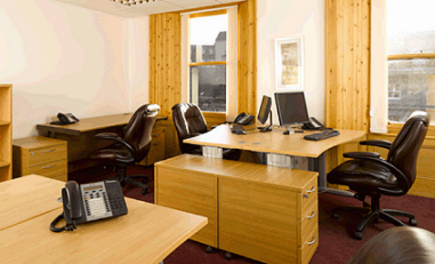 Outstanding Serviced office business for sale